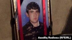 Azerbaijan - soldier Emin Guliyev - 20Apr2013