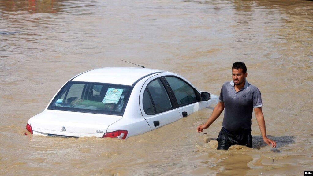 ادامه آبگرفتگی در شمال ایران؛ بارشها در ۱۹ استان در «نوروز خطرناک»