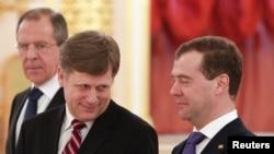 Бывший посол Соединенных Штатов в России Майкл Макфол