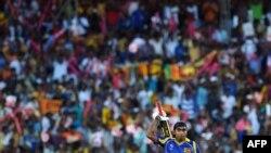 سري لنکا: د سري لنکا لوبغاړی جی وردنې. د ۲۰۱۱ ز کال د فبرورۍ شلمه