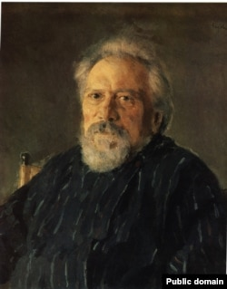 """""""Левша""""nın müəllifi Nikolay Leskov (1831-1895)"""