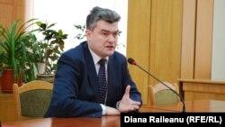 Vicepremierul Gheorghe Balan