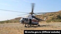Вертоліт МНС Росії, ілюстративне фото
