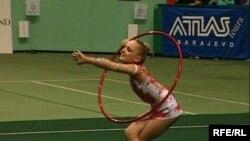 Adisa Bijelić, ritmička gimnastičarka