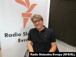 Vladan Joksimović, šef šef Sekretarijata Regionalne antikorupcijske agencije(RAI)