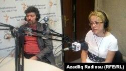 Şahbaz Xuduoğlu və Nigar Köçərli
