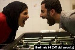صحنهای از فیلم عصبانی نیستم ساخته رضا درمیشیان
