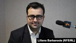 Romania - Radu Magdin, expert in Russian propaganda & hybrid war, Chisinau