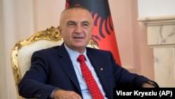 Претседателот на Албанија, Илир Мета