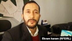 ذبیح الله جواد رئیس دفتر حقوق بشر فاریاب