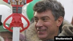 Russian opposition leader Boris Nemtsov was assassinated in February 2015.