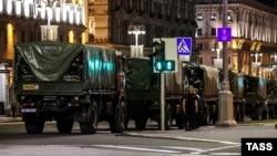 Минск: первые дни при новом-старом президенте