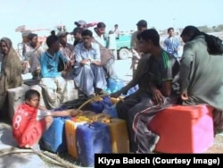 Clean drinking water is top issue for Gwadar residents.