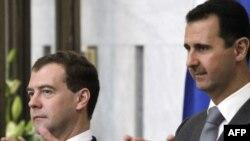 США с большим внимание отнеслись к тому, о чем говорили президенты Сирии и России