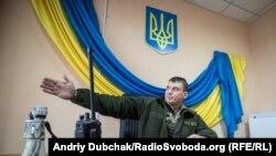 Голова ВЦА Дмитро Кондратьєв розповідає про ситуацію у селищі під час артобстрілу