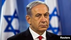 Израелскиот премиер Бенјамин Нетенјаху.