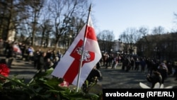 Belarus - Rally on Freedom Day in Minsk, 25Mar2016