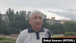 Расул Умбеталиев.
