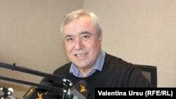Valerian Isac, directorul Hospice Angelus Moldova