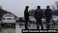 ГИБДД, ДПС, дорожный знак, полиция, Ставрополь / STSI, traffic police, road sign, police, Stavropol