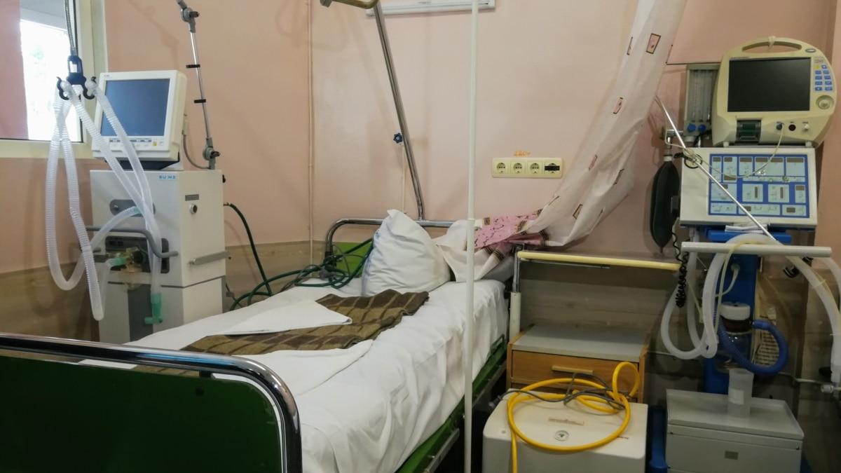 Почему аппараты искусственной вентиляции легких в одесские больницы возят волонтеры