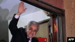 Кандидат в президенты Египта Хамдин Сабахи.