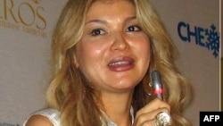 Старшая дочь президента Узбекистана Гульнара Каримова.