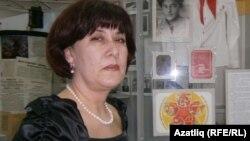 Алия Мөхәммәтханова