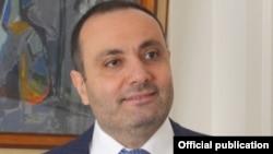 Посол Армении в РФ Вардан Тоганян (архив)