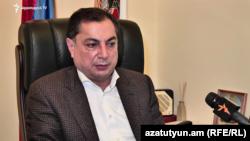 Глава фракции РПА Ваграм Багдасарян (архив)