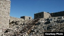 """Остатки рудника """"Северный"""" Чаунчукотлага. Фото http://urban3p.ru/object4099/"""