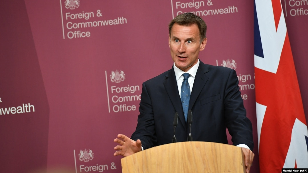 Hunt: Britain Has Helped 16 NATO Allies Tackle Russia Hacking Attempts