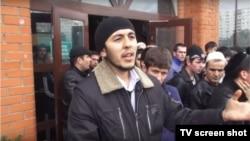 "Sardorbek Siddiqov ""Yordam"" masjidida"