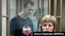 Архивное фото: Александр Кольченко на суде в Ростове-на-Дону