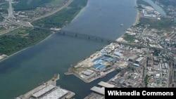 Dunărea la Belgrad