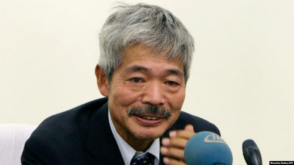 Head Of Japanese NGO Killed In Afghanistan Attack - Radio Free Europe/ Radio Liberty