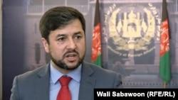 نصیر احمد اندیشه معین مالی و اداری وزارت امور خارجه افغانستان