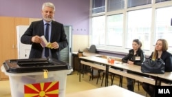 Градоначалникот на општина Карпош во заминување, Стевчо Јакимовски
