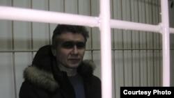 Алексей Мананников с зале суда