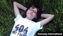 ЛГБТ-активист Елена Климова.
