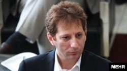 Iranian billionaire Babak Zanjani (file photo)