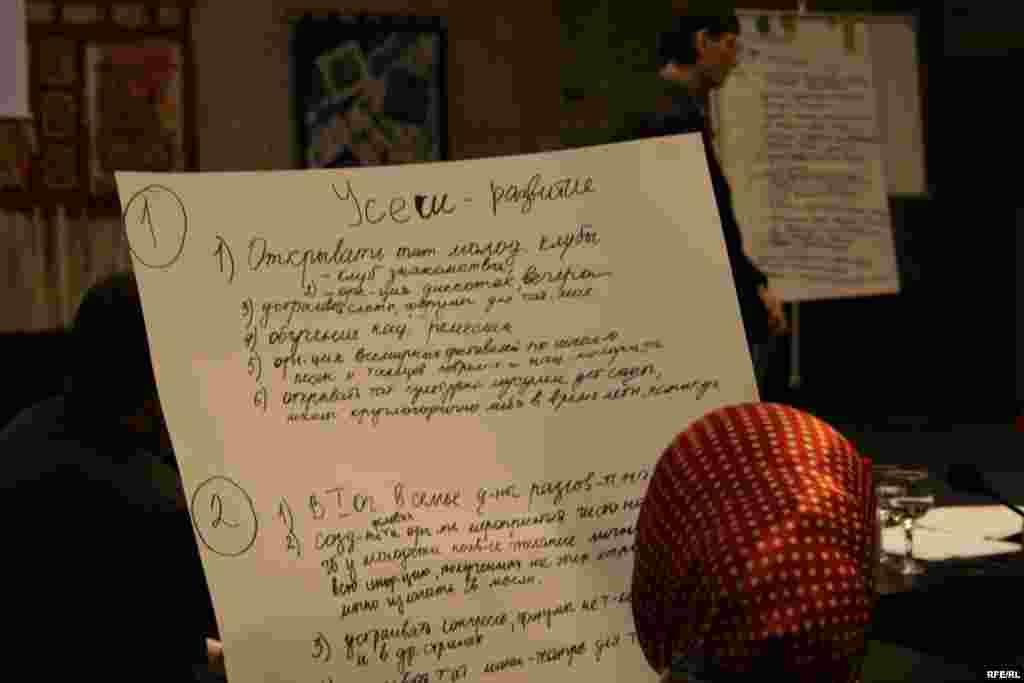 Tatarstan -- World Tatar Congress second day 14dec2007