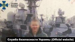 На «Чонгарі» затримали учасника «самооборони Криму»