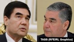 Berdymukhammedov-un iki çaları