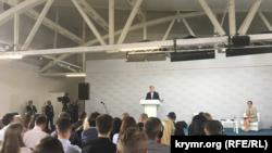 Україна, Київ, колишній держсекретар США Джон Керрі, 15 вересня 2017 року