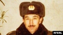 Последний российский узник Гуантанамо Равиль Мингазов во время службы в российской армии (дата снимка неизвестна)