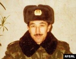 Равил Минһаҗевның хәрби хезмәттәге чагы