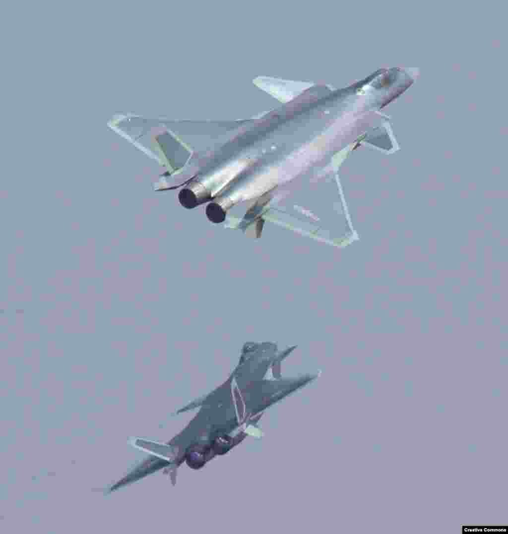 "But the plane is crippled by its inability to ""super-cruise."" The J-20 is reportedly only able to break the speed of sound by squirting fuel into its exhaust nozzles to engage its ""afterburners."""