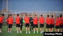 Фудбалска репрезентација на Македонија