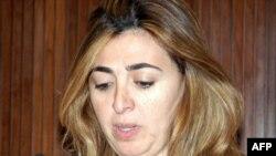 هدا نونو نخستین سفیر زن یهودی امیرنشین بحرین در ایالات متحده. (عکس: AFP)
